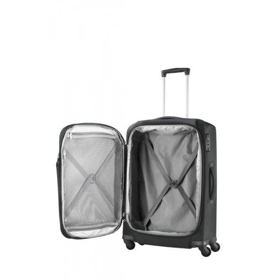 Куфар на 4 колела Cordoba Duo 76см. цвят графит