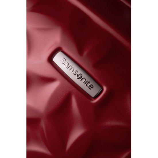 Куфар на 4 колела Essensis 69см. червен цвят