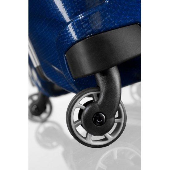 Куфар на 4 колела Firelite 75 см син цвят