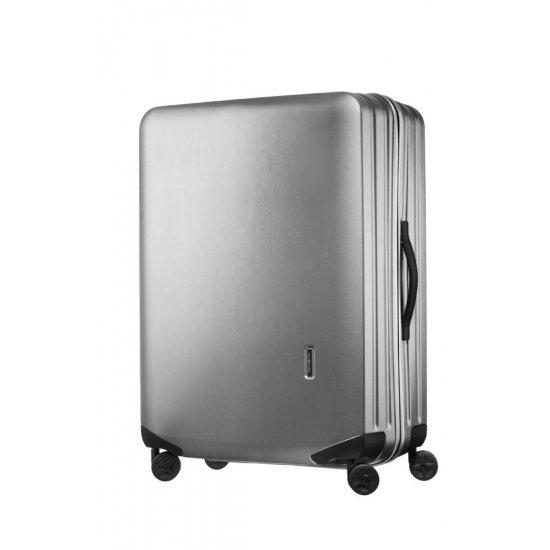 Куфар на 4 колела Inova 69 см цвят сребро