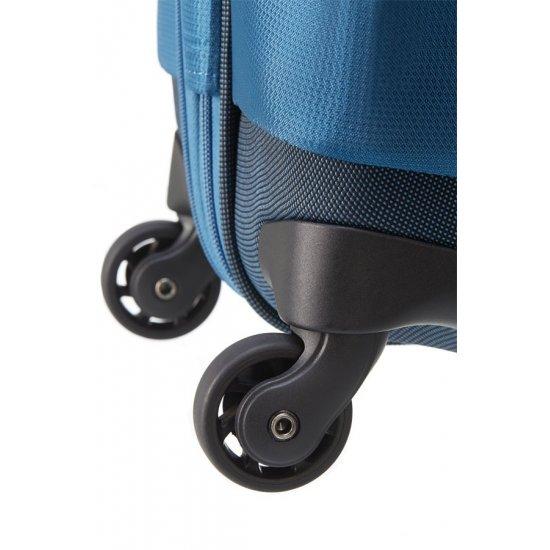 Куфар на 4 колела Motio 55см. син цвят
