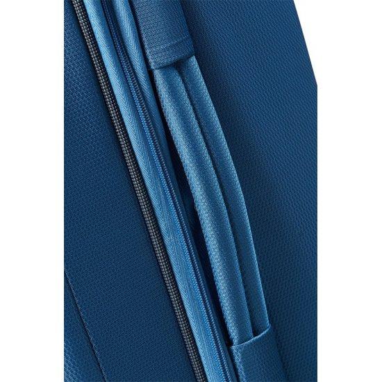 Куфар на 4 колела Motio 68см. син цвят