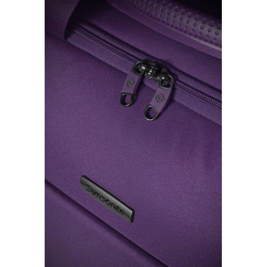 Куфар на 4 колела Sahora ReGeneration 55см. цвят лилав