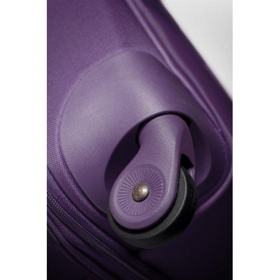 Куфар на 4 колела Sahora ReGeneration 70см. цвят лилав