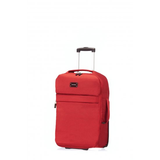 Upright on 2 wheels  Fold@way 55 cm. red color