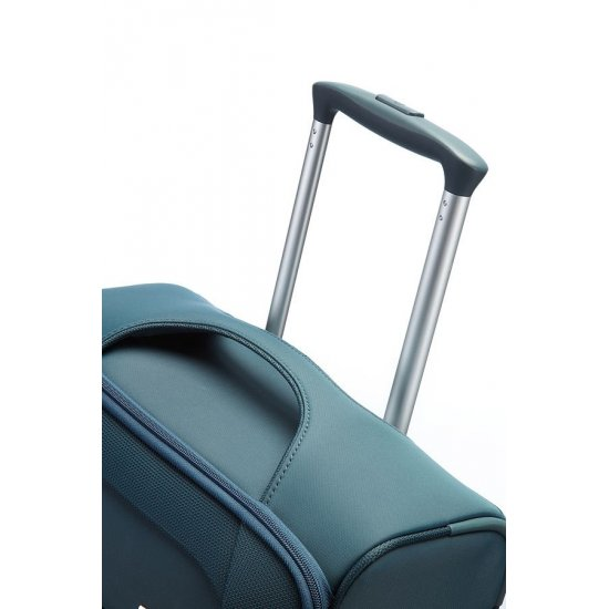 Upright on 2 wheels Cabin luggage B-Lite 50 cm. Green