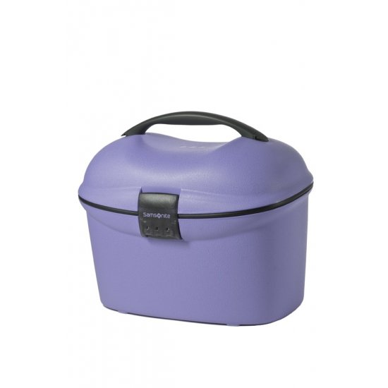 Лилава козметична чанта Cabin Collection
