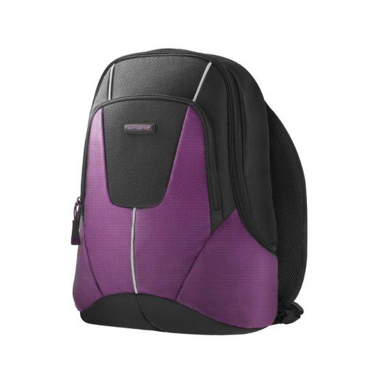 Лилава раница за 14,1 инча лаптоп Inventure