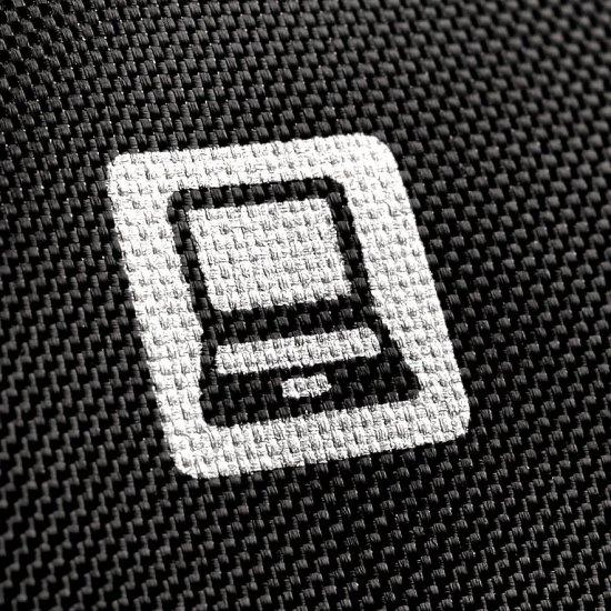 Лилава раница за 15,6 инча лаптоп Inventure