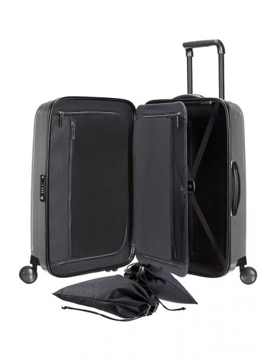 Lite-Cube DLX Spinner 82cm Eclipse Grey - Large suitcases