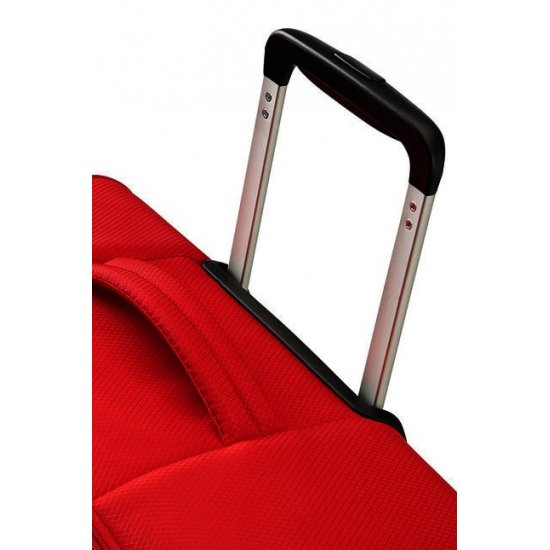 Litewing 4-wheel Spinner suitcase 55cm  Formula Red