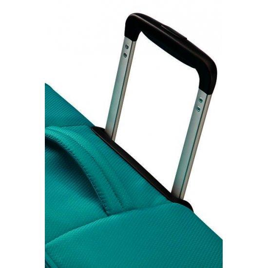 Litewing 4-wheel Spinner suitcase 70cm Aqua Turquoise
