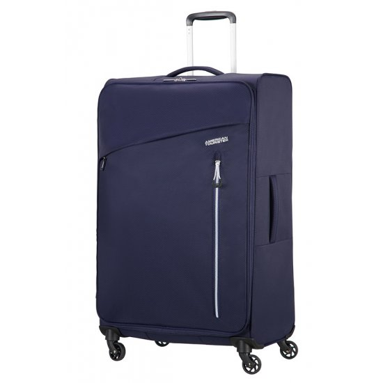 Litewing 4-wheel Spinner suitcase 81cm Insignia Blue