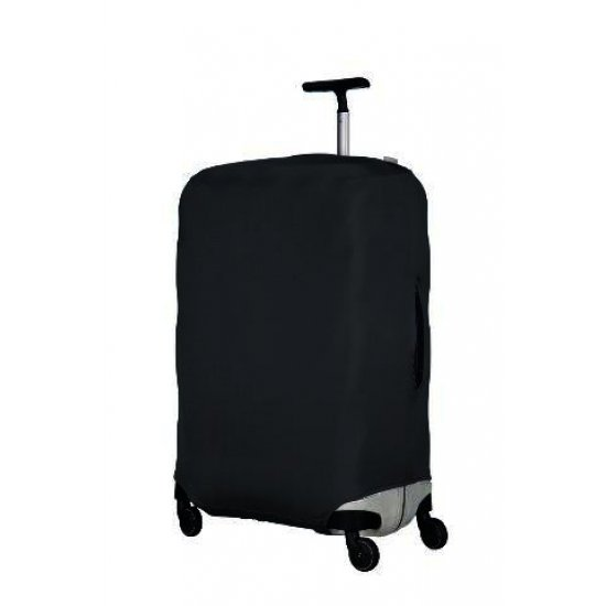 Luggage cover M Dark Grey