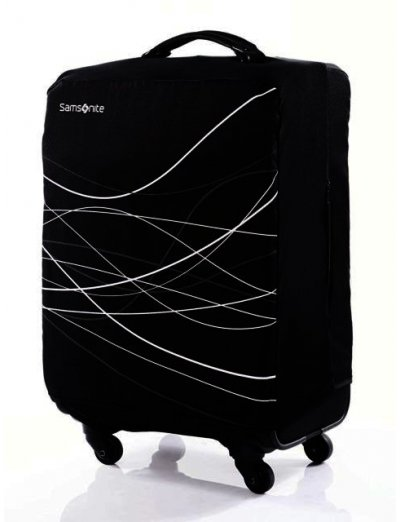 Luggage cover M Black - Product Comparison