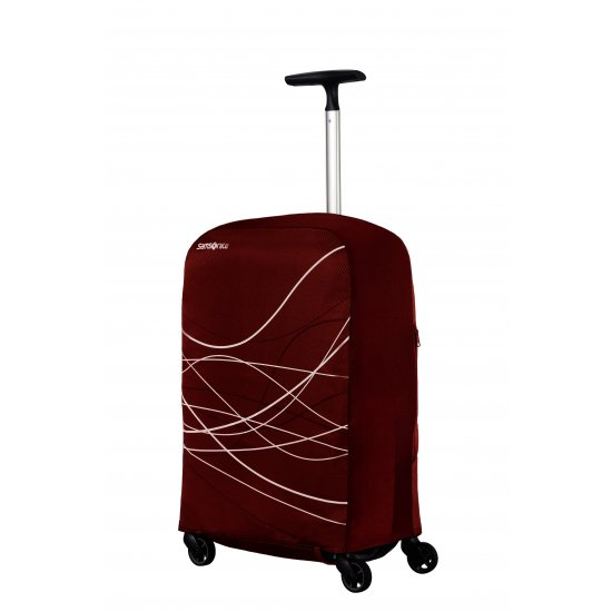 Luggage cover S Bordeaux
