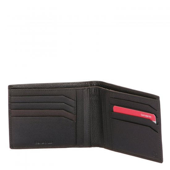 Men's luxorious wallet from full leather