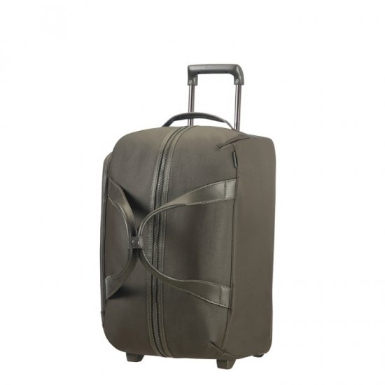 Memphis Duffle with wheels 55cm Olive