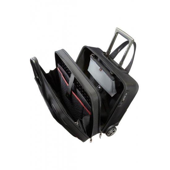 Pro-DLX 4 Rolling Tote 43.9cm/17.3inch Black