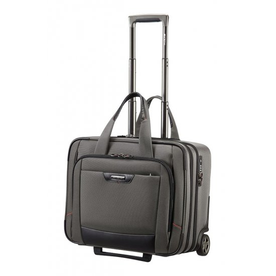 Pro-DLX 4 Rolling Tote 43.9cm/17.3inch Magnetic Grey