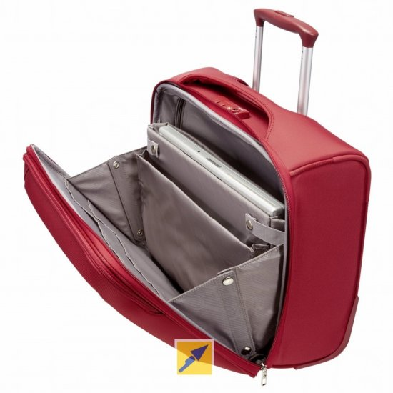 Rolling Tote on 2 wheels B-Lite with 17