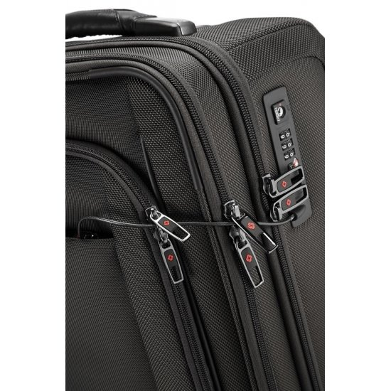 Pro-DLX 4 Mobile Office 50cm Black