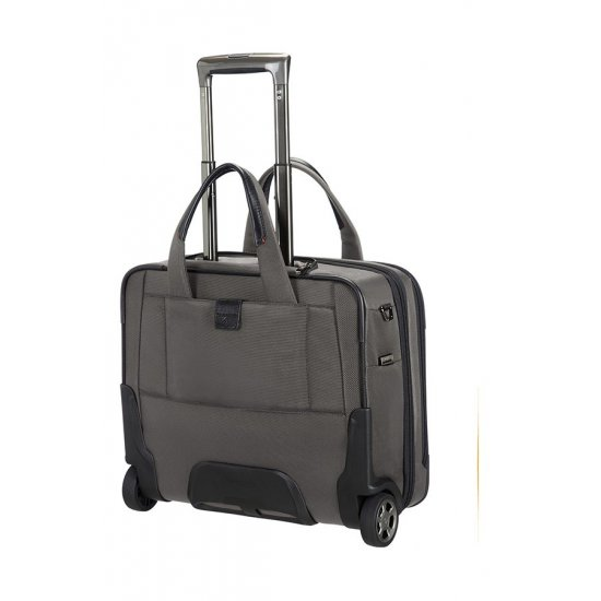 Pro-DLX 4 Rolling Tote 41.7cm/16.4inch Magnetic Grey