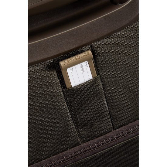 """Мобилен офис на 2 колела X-Pression+ 55см. за 17.3"""" лаптоп в бронзов цвят"""
