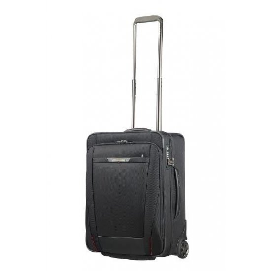 Suitcase on 2 wheels PRO-DLX 5 BLACK