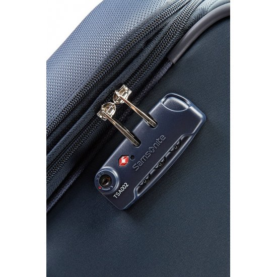 Мобилен офис на 4 колела за 16.4 инчов лаптоп B-Lite в черен цвят