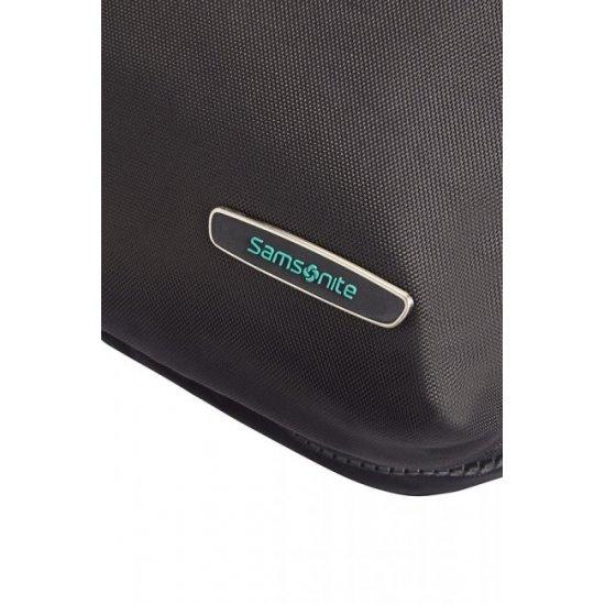 Modula Hanging Toiletry Bag Black