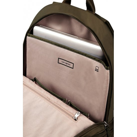 Move 2.0 Backpack 35.8cm/14.1″ Silver Green
