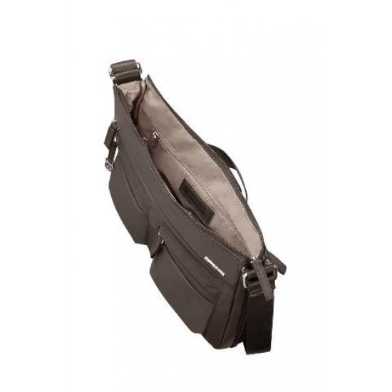 Move 2.0 Hobo S Expandable Dark Brown