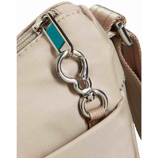 Move 2.0 Secure Shoulder Bag М Light Taupe