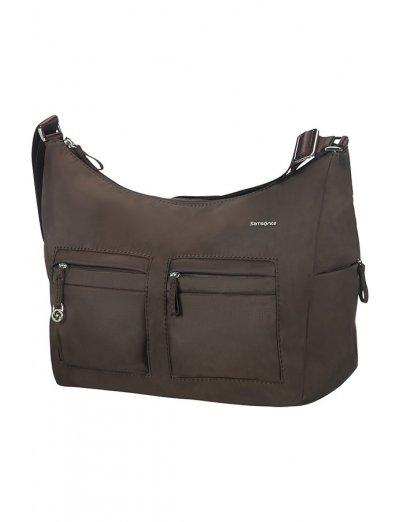 Move 2.0 Shoulder Bag M + 2 Pock. Dark Brown - Product Comparison
