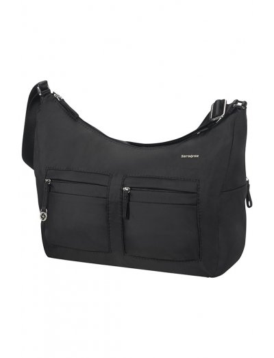 Move 3.0 Shoulder Bag M + 2 Pock. Black - Bags