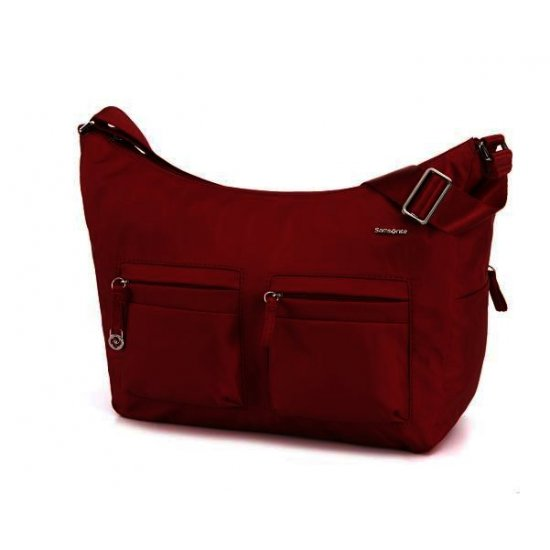 Move 2.0 Shoulder Bag M 2 Red