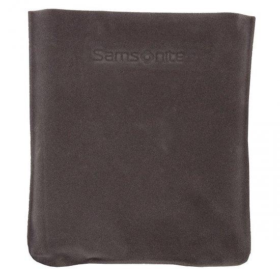 Надуваема възглавничка за път в оранжев цвят, с калъфче