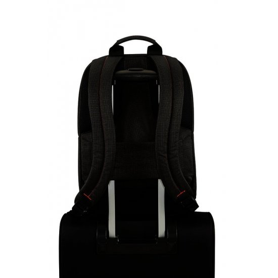 Network 3 Laptop Backpack 14.1'' Charcoal Black