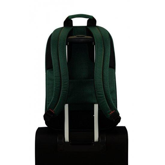 Network 3 Laptop Backpack 15.6'' Bottle Green