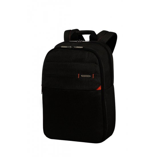 Network 3 Laptop Backpack 15.6'' Charcoal Black