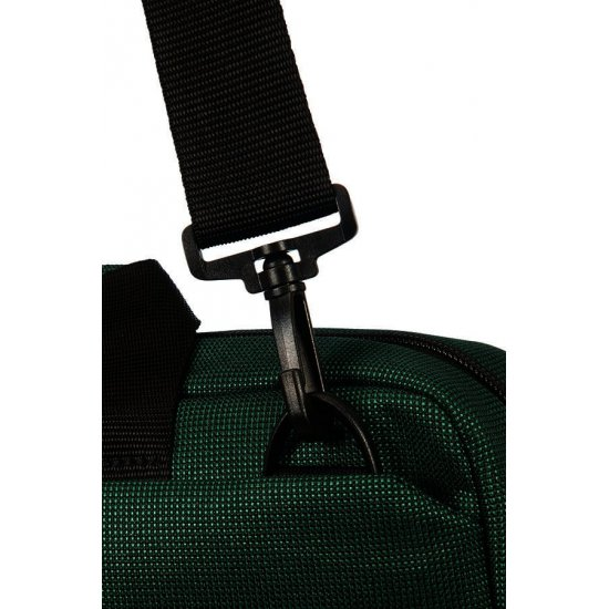 Network 3 Laptop Briefcase 17.3'' Bottle Green