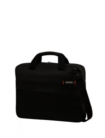 Network 3 Laptop Briefcase 15.6'' Charcoal Black - Women's Business bags