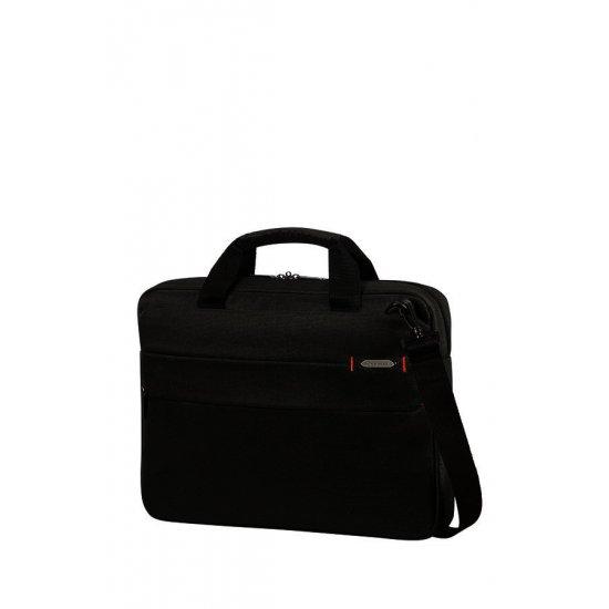 Network 3 Laptop Briefcase 15.6'' Charcoal Black