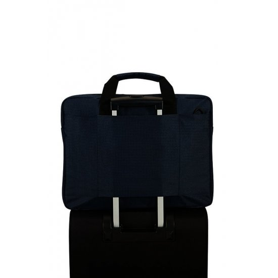 Network 3 Laptop Briefcase 17.3'' Space Blue