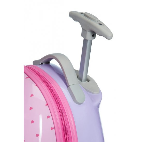 New Wonder 2-wheel cabin baggage upright suitcase 45x31x24cm Sofia The First