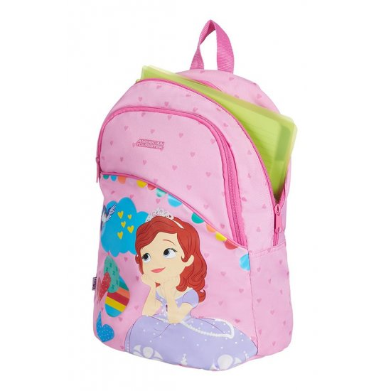 New Wonder Backpack S+ Pre-School Sofia The First