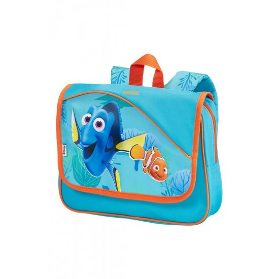 New Wonder Backpack S Pre-School Dory-Nemo Fintastic