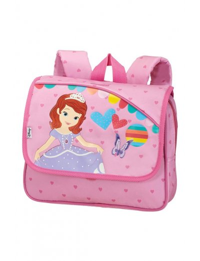 New Wonder Backpack S Pre-School Sofia The First - New Wonder