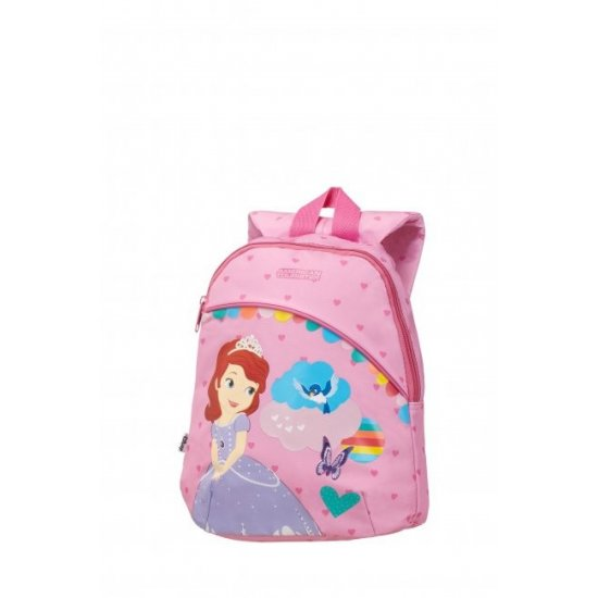 New Wonder Backpack S Pre-School Sofia The First